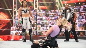 """Shayna Baszler On """"Constant Juggling Act"""" In WWE, Who Helped Her In A Big Way Backstage"""