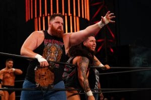 AEW Tag Team Nearly Parted Ways Prior To Signing With The Company