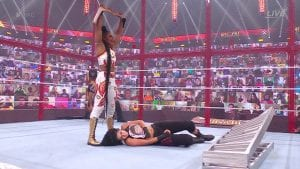 WWE Hell In A Cell: Bayley Vs. Bianca Belair (Hell In A Cell – SmackDown Women's Title)