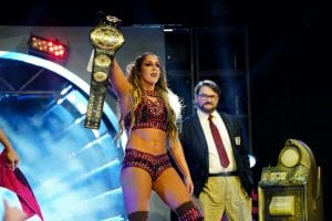 Britt Baker Says MJF Is One Of The Top Stars In Wrestling Today