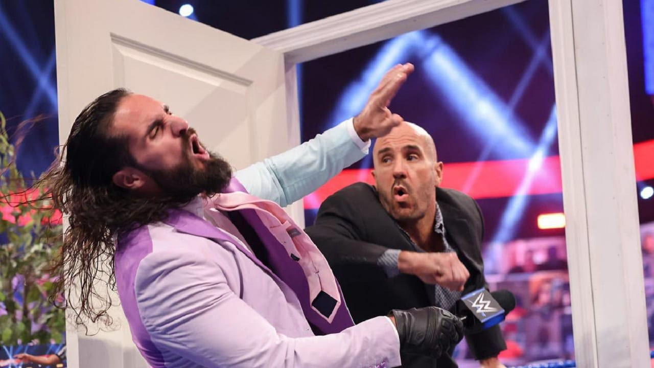 WINC Podcast (6/11): WWE SmackDown Review, Aleister Black To AEW?, The Rock Returning