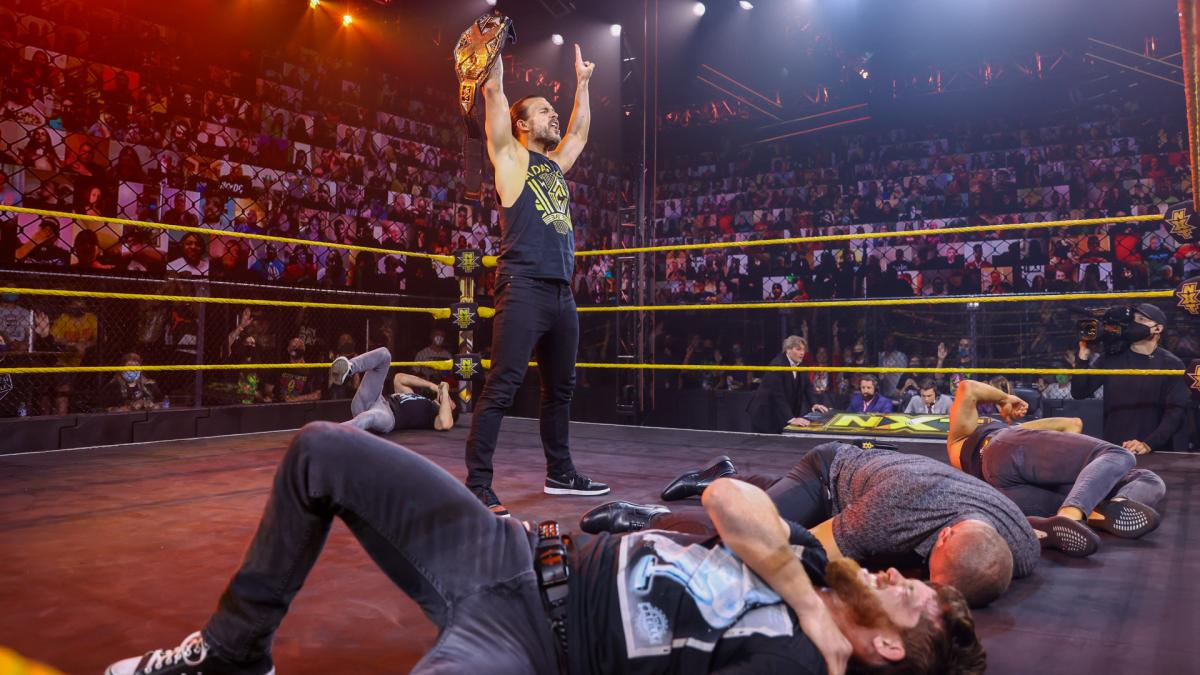 """WWE NXT Viewership And Key Demo Rating For The """"Takeover: In Your House"""" Go-Home Show"""