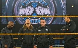 The Diamond Mine Debuts On WWE NXT With Returning Superstar