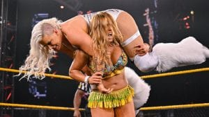 Indie Star Makes WWE NXT Debut With New Ring Name