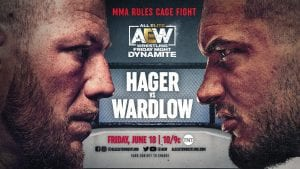 AEW Dynamite Preview: MMA Rules Cage Fight, Andrade Interview