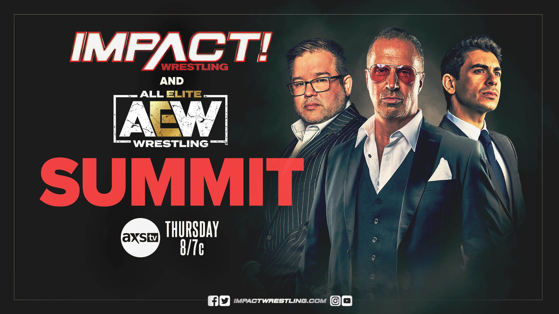 Impact Wrestling Results (6/10): W. Morrissey Vs. Willie Mack, Major Summit With AEW, More