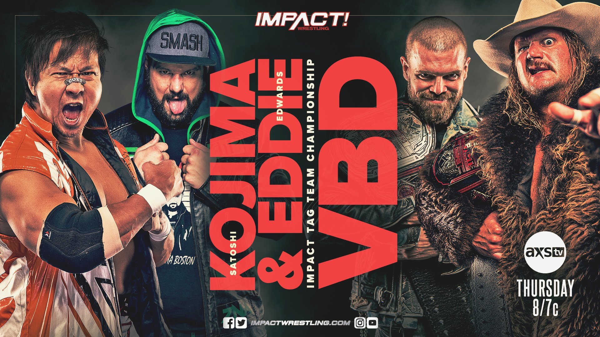 Impact Wrestling Preview (6/24): Tag Team Title Match, Deonna Purrazzo Vs. Susan, More