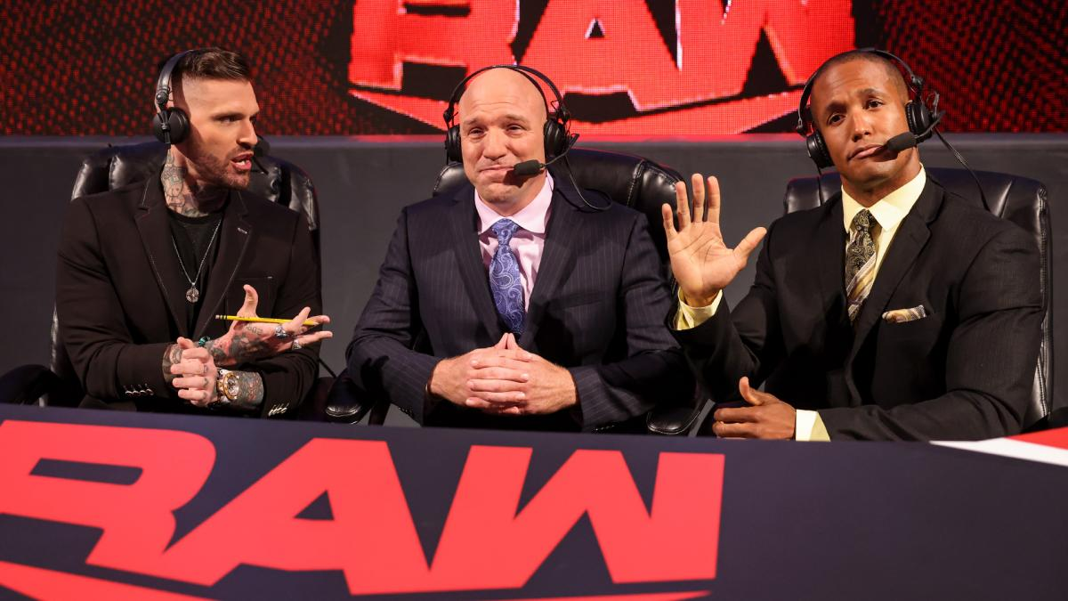 Jimmy Smith On What Vince McMahon Was Telling Him During WWE RAW Debut