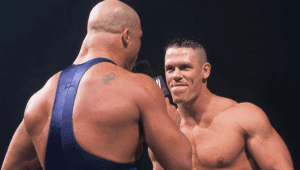 Kurt Angle On How Much Money It Would Take To Wrestle One More Match In AEW