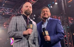 """Justin Barrasso On Backstage WWE NXT """"Takeover: In Your House"""" Notes, WWE Catering, More"""
