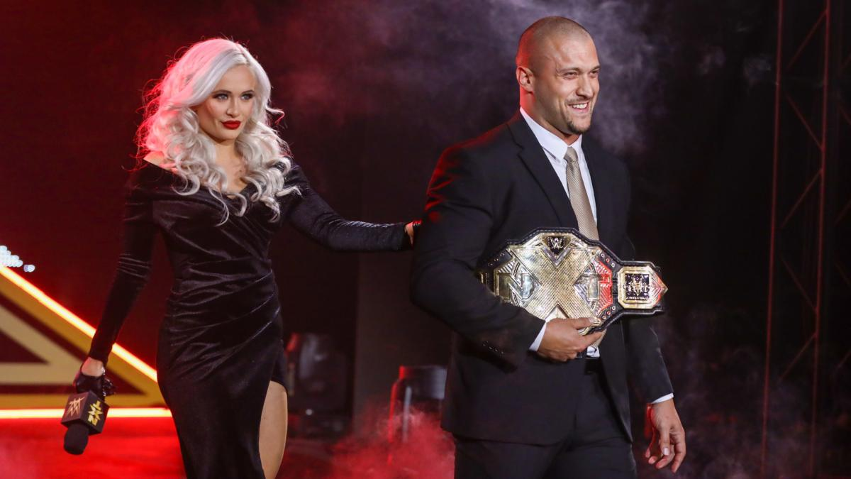 Backstage News On Possible Karrion Kross And Scarlett Plans For WWE RAW