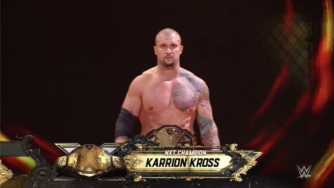 WWE Main Event Results (6/23): Karrion Kross In Action