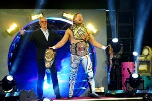 Backstage Notes On Kenny Omega's Impact World Title Reign