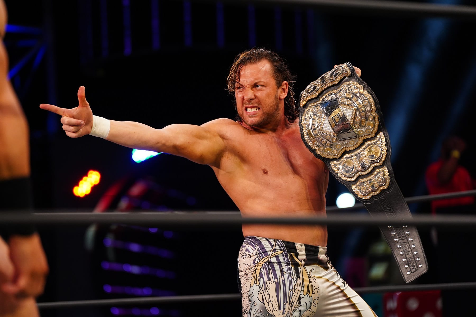 Kenny Omega And Will Ospreay Trade Shots Over The PWI 500 List, Omega Knocks NJPW