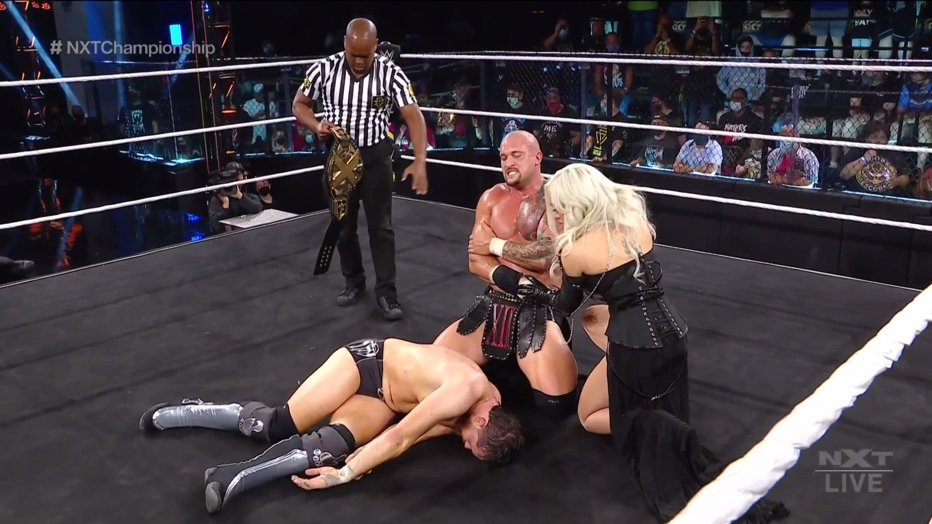 """WWE NXT """"Takeover: In Your House"""" Results – Fatal 5 Way Main Event, Winners Take All, More"""
