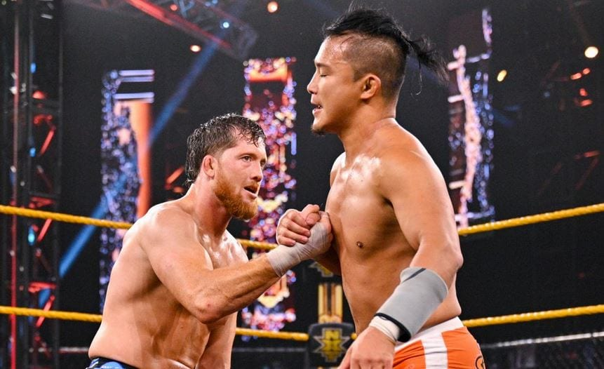 Kushida Reveals He Used To Consider Retirement After Every Match