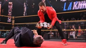 LA Knight Turns On Ted DiBiase As Million Dollar Title Feud Continues On WWE NXT