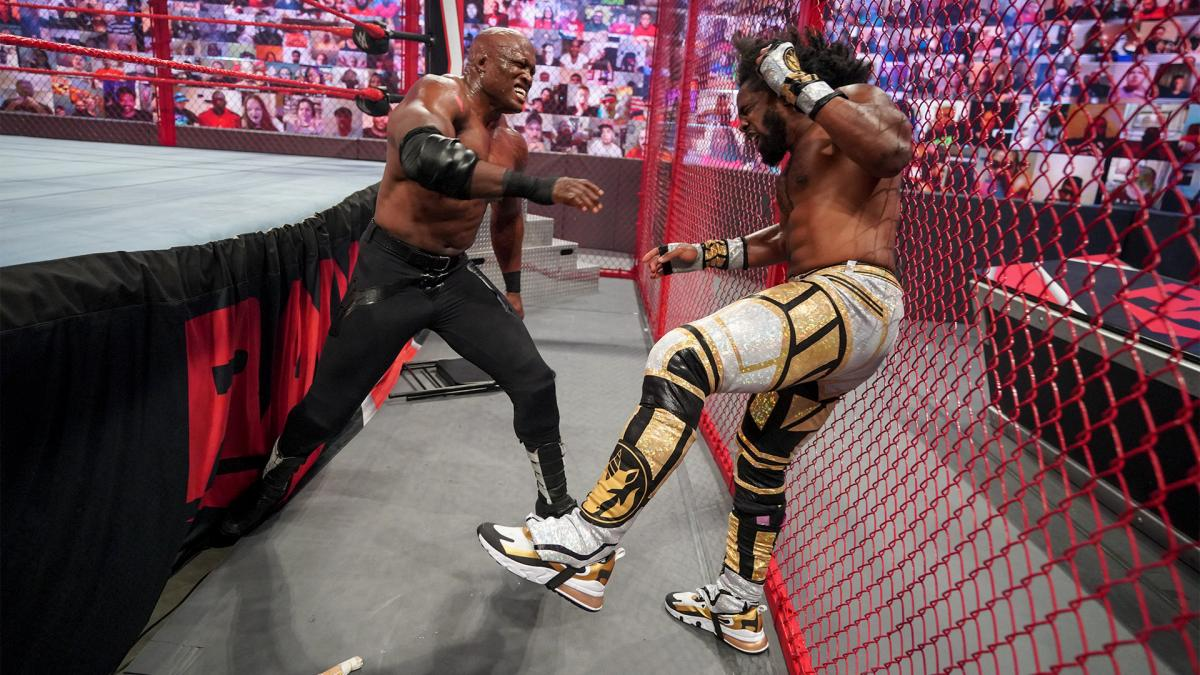 Why WWE Did Xavier Woods Injury Angle Inside Hell In A Cell