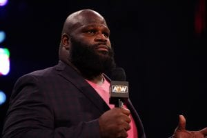 Mark Henry On How AEW Can Improve