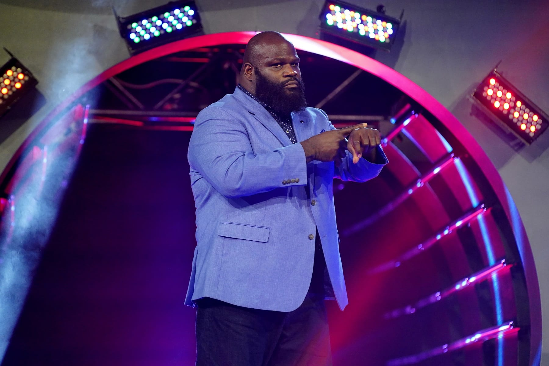 Mark Henry Talks Being Loyal To Vince McMahon, Having Other Offers Over The Years