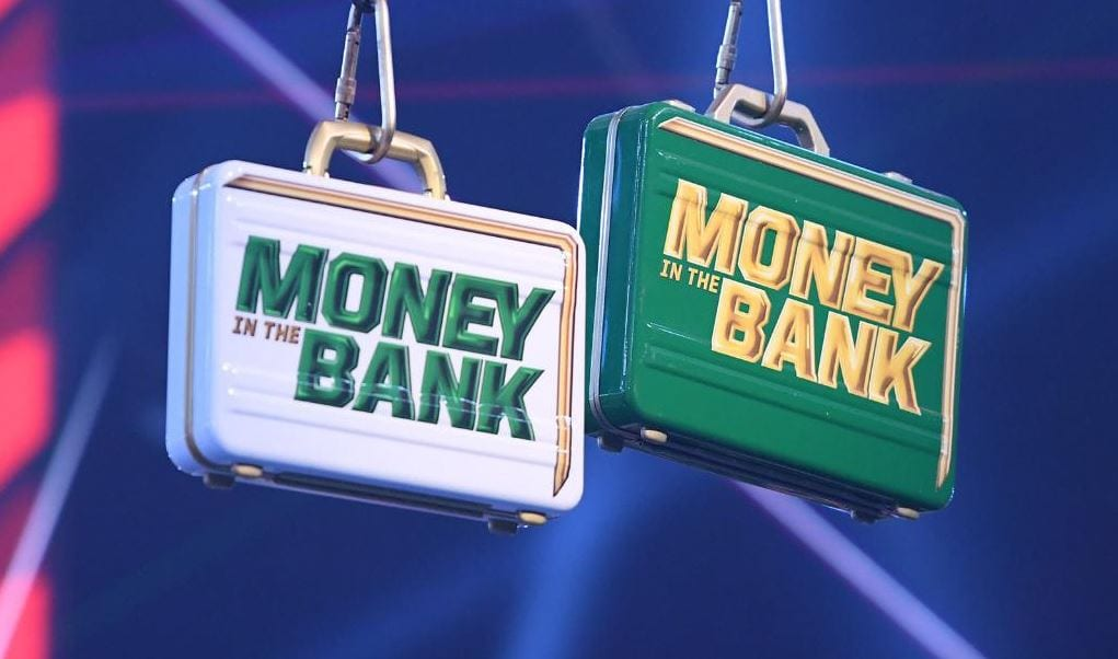 WWE Money In The Bank Men's Ladder Match Line-Up Finalized, Updated PPV Card