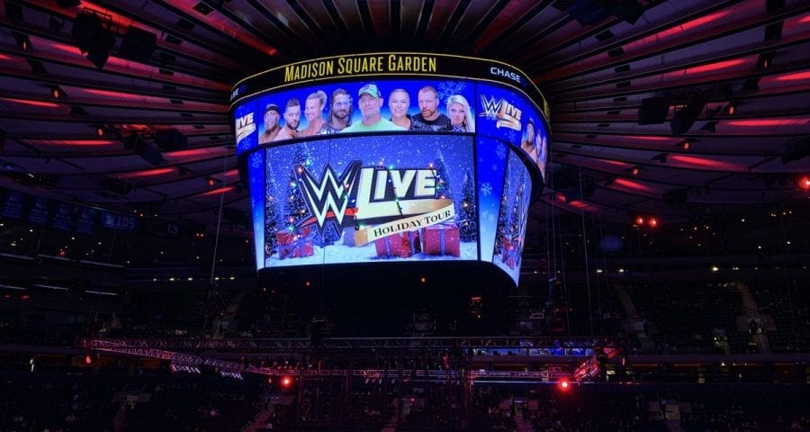 WWE Reportedly Returning To Madison Square Garden For TV