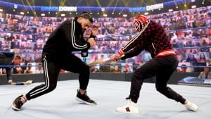 Backstage Notes On WWE Moving Rey Mysterio Vs. Roman Reigns To Tonight's SmackDown