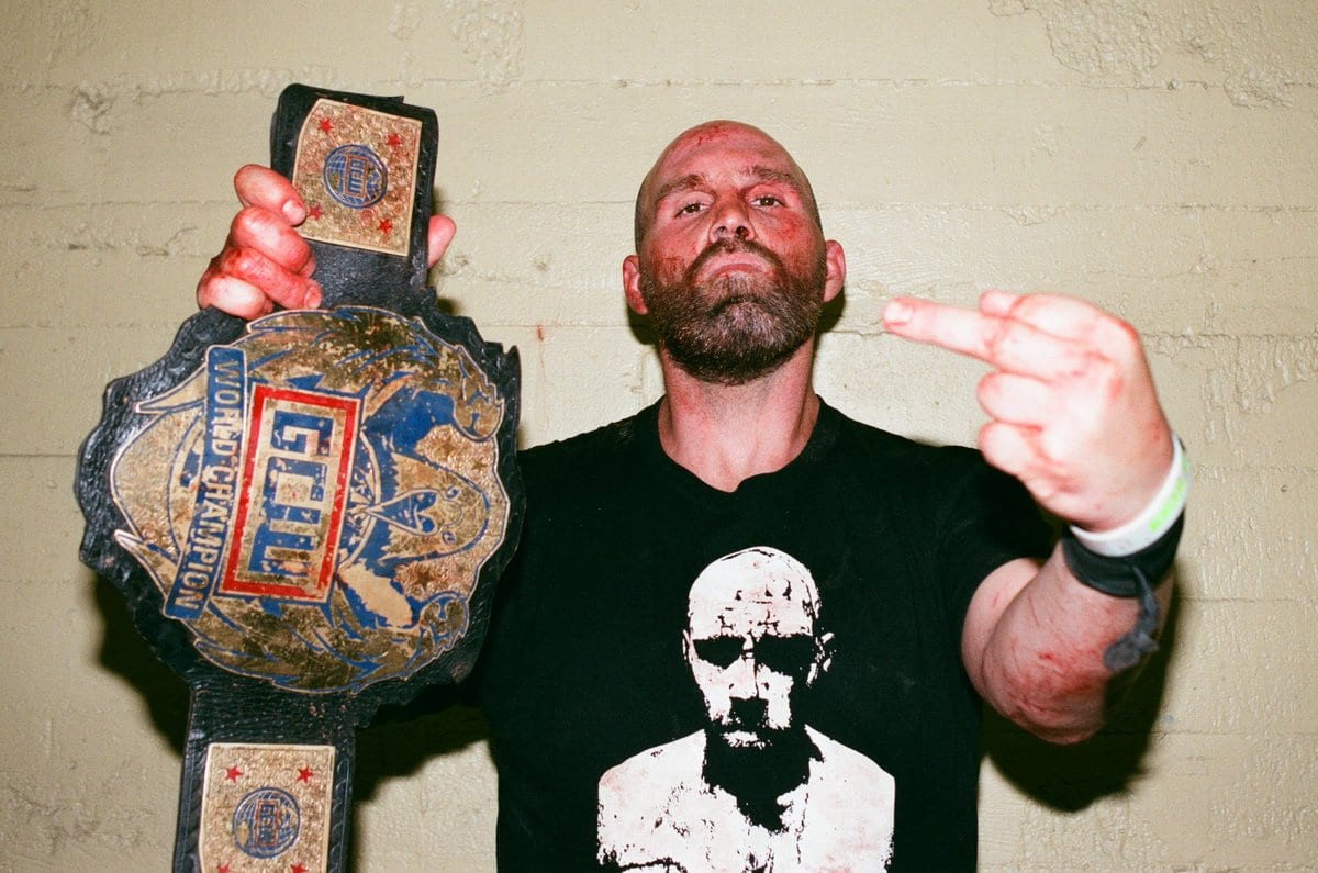 Nick Gage Talks The Possibility Of Facing Kenny Omega