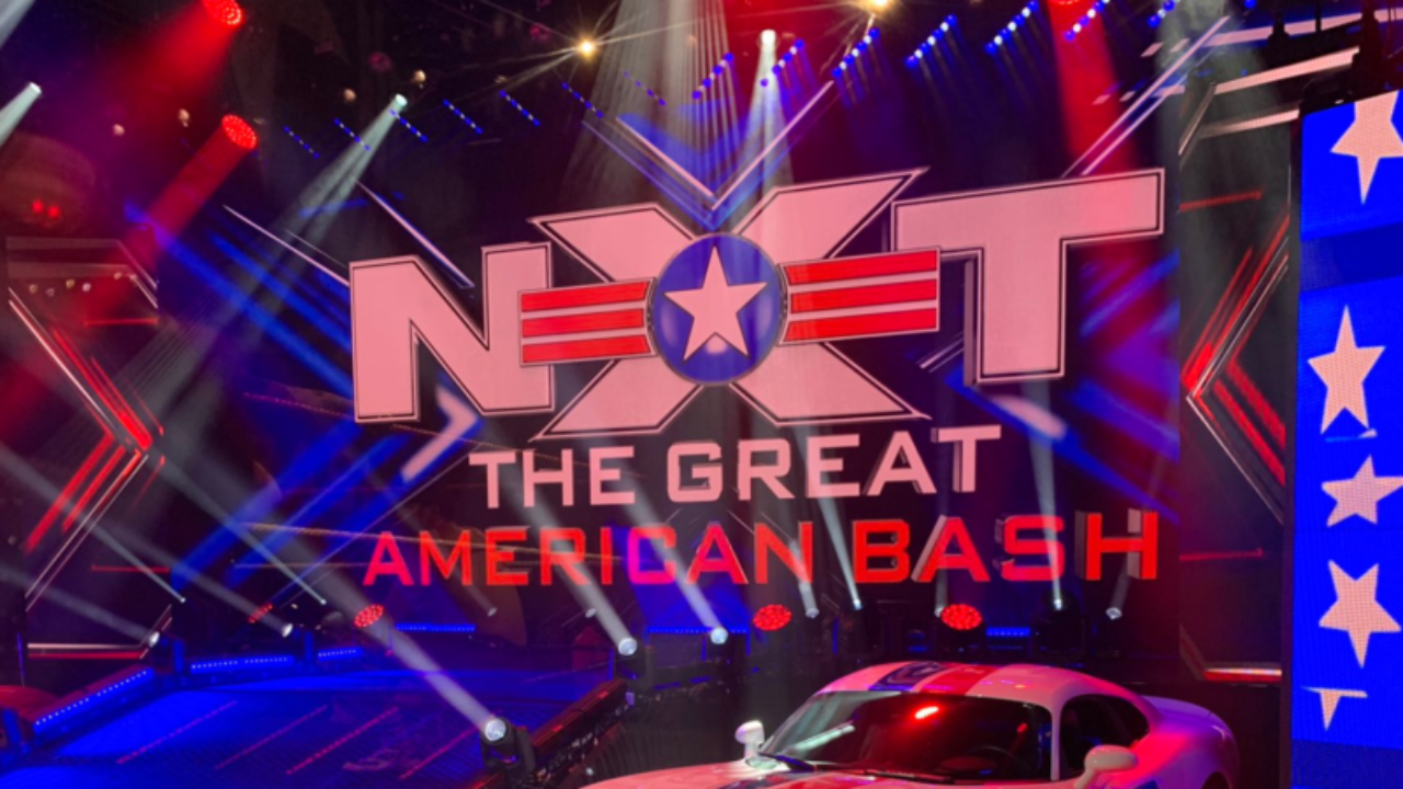 WWE NXT Great American Bash Event Announced