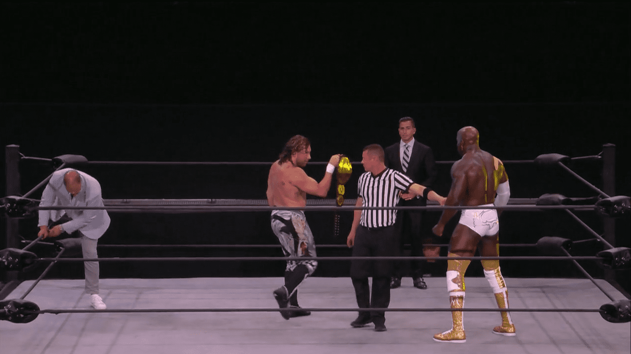 Young Bucks Appear During Main Event Of Impact Against All Odds