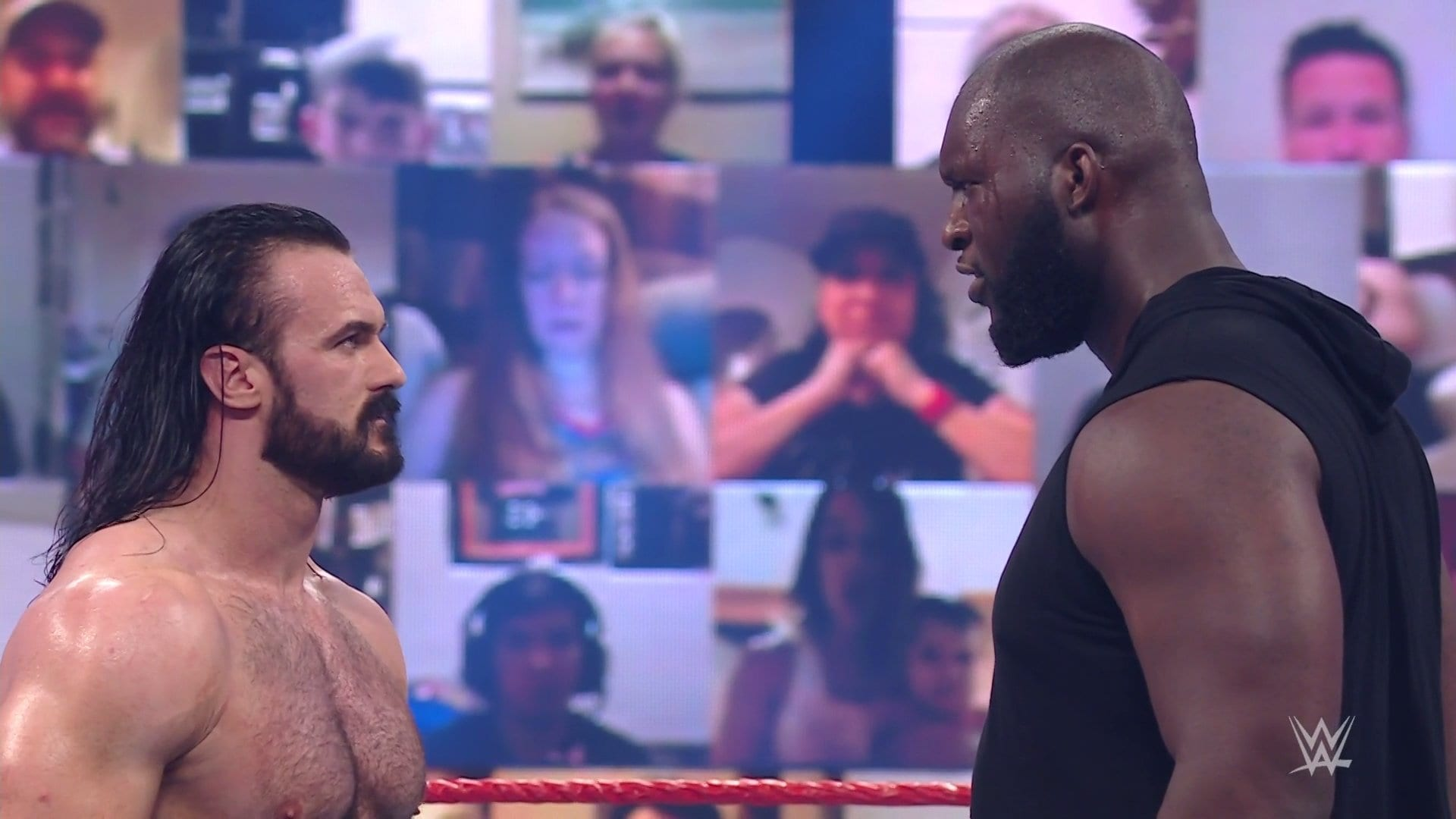 WWE Monday Night RAW Results – Hell In A Cell Go-Home Show, Eva Marie Returns, More