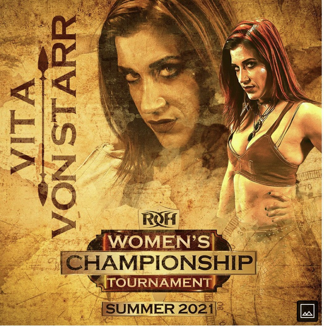 Vita VonStarr Added To Ring Of Honor Women's Title Tournament