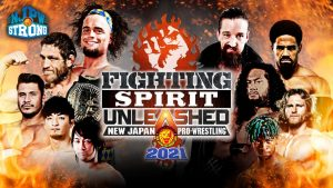 """""""NJPW Strong"""" Set To Have First Live Audience This Summer"""