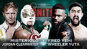 NJPW Strong Results: Fred Yehi Debuts, Lio Rush In Action