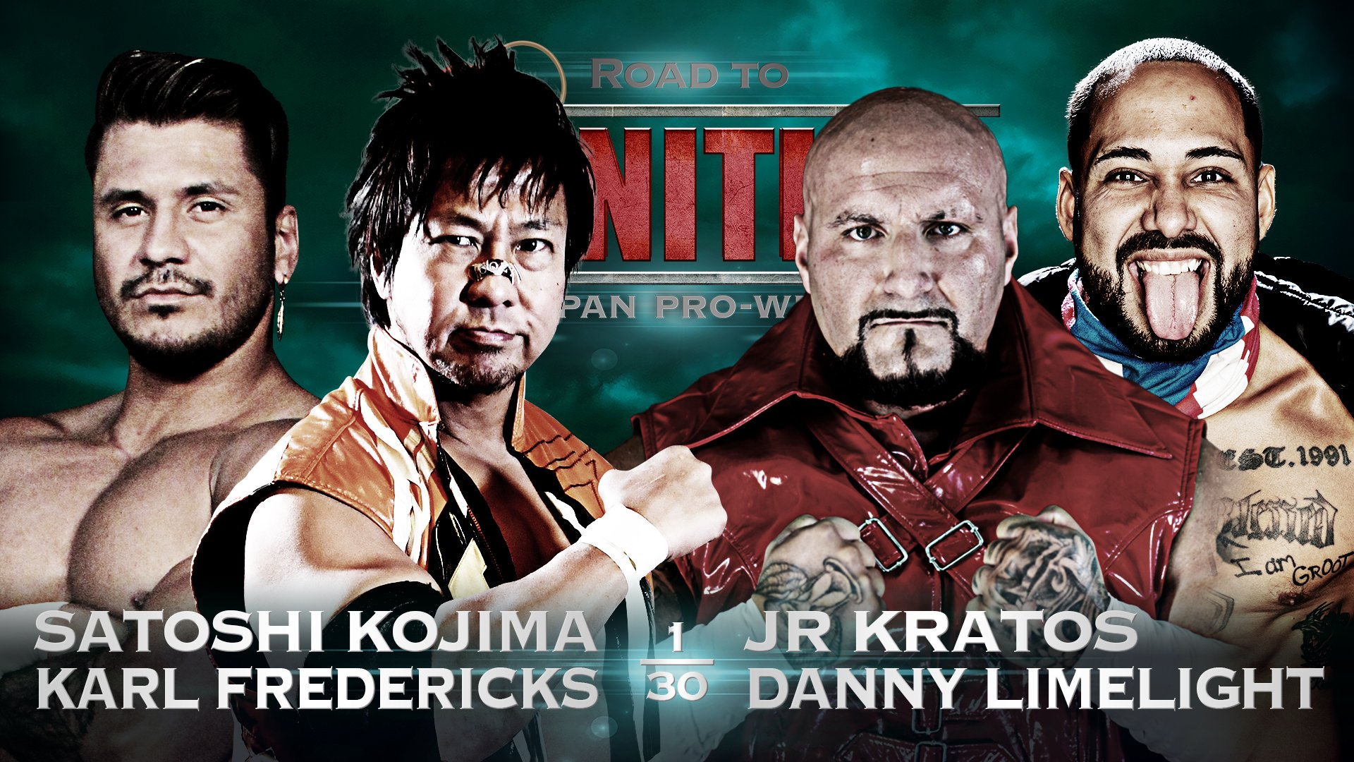 NJPW Strong: Road To Ignition Results: Satoshi Kojima Debuts, TJP In Action