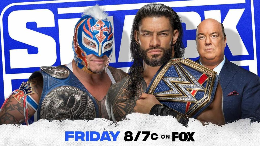 Universal Title Hell In A Cell Match Moved To SmackDown