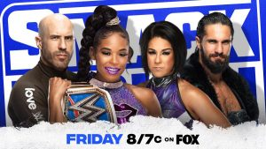 Mixed Tag Team Match And New Segment Announced For Tomorrow's SmackDown