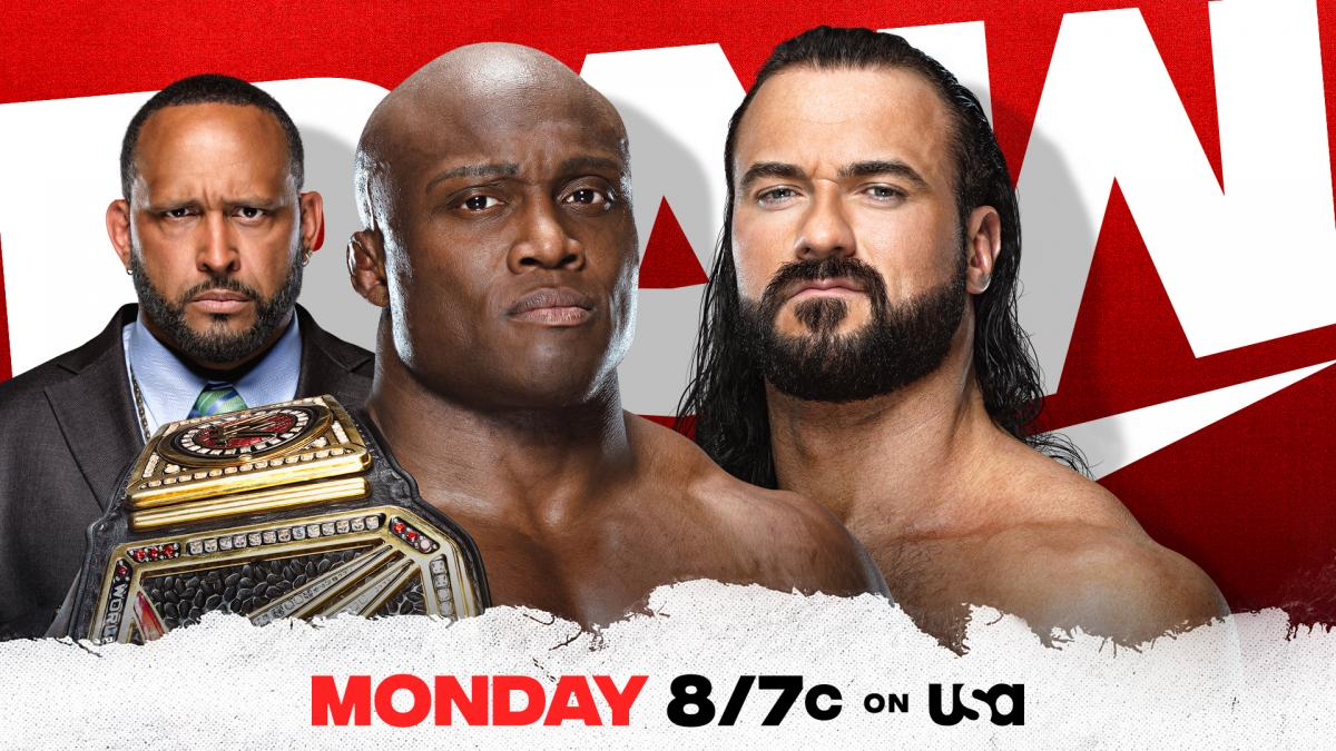 RAW Preview - Battle Royal, Contract Signing, Alexa's Playground