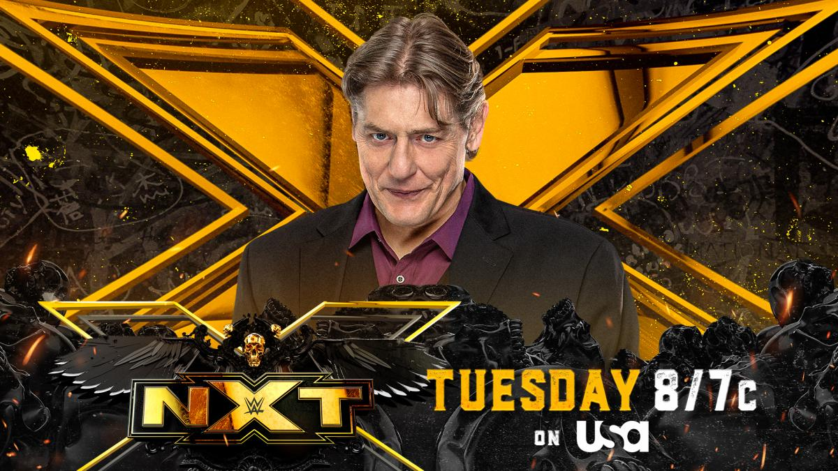 Title Match And William Regal's Change Announced For Tuesday's WWE NXT Episode
