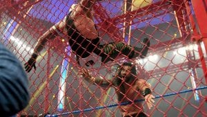 Roman Reigns Wins Hell In A Cell, The Usos Storyline Update, Dominik Mysterio Off TV
