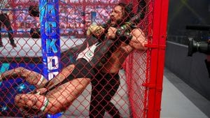 WWE TV Partner Reportedly Upset Over Hell In A Cell Change
