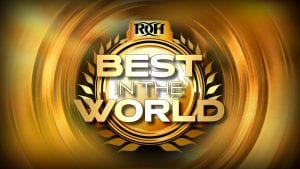 New Title Match Revealed For ROH Best In The World