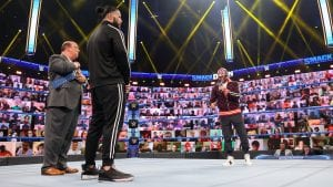 Rey Mysterio Vs. Roman Reigns Hell In A Cell Notes For Tonight's WWE SmackDown