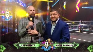 """WWE NXT """"Takeover: In Your House"""" Pre-show Video, The Way Confronts Kyle O'Reilly"""