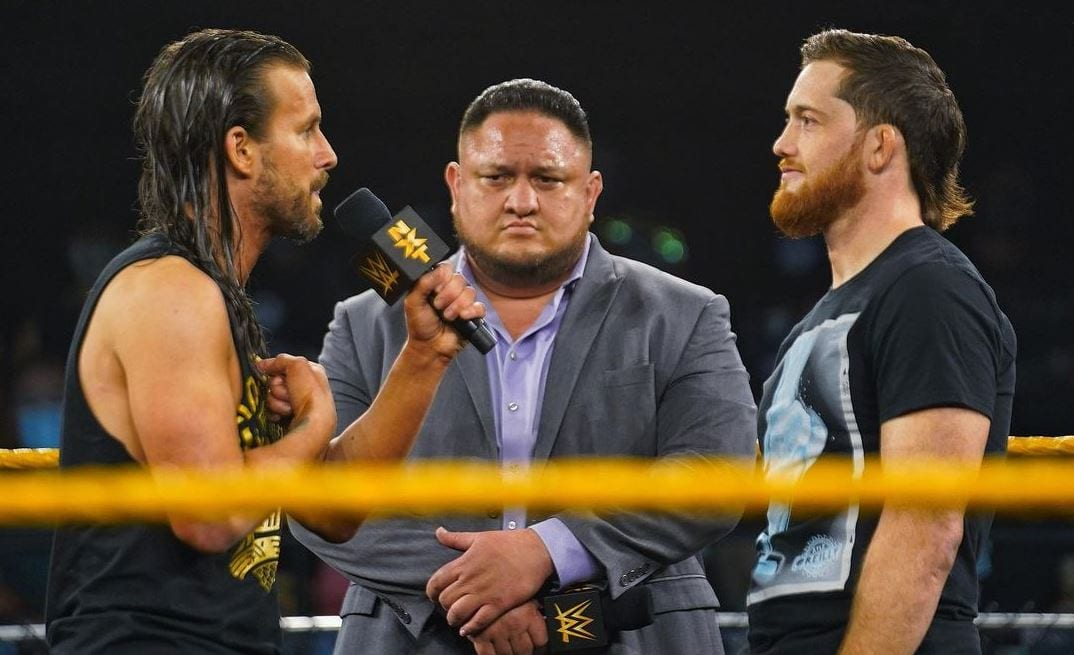 WWE NXT Results – The Diamond Mine, New #1 Contenders, Mixed Tag Match, More