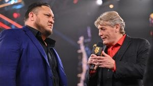 Samoa Joe To Discuss WWE Release, New Rule To Attend NXT At CWC, Sasha Banks Note
