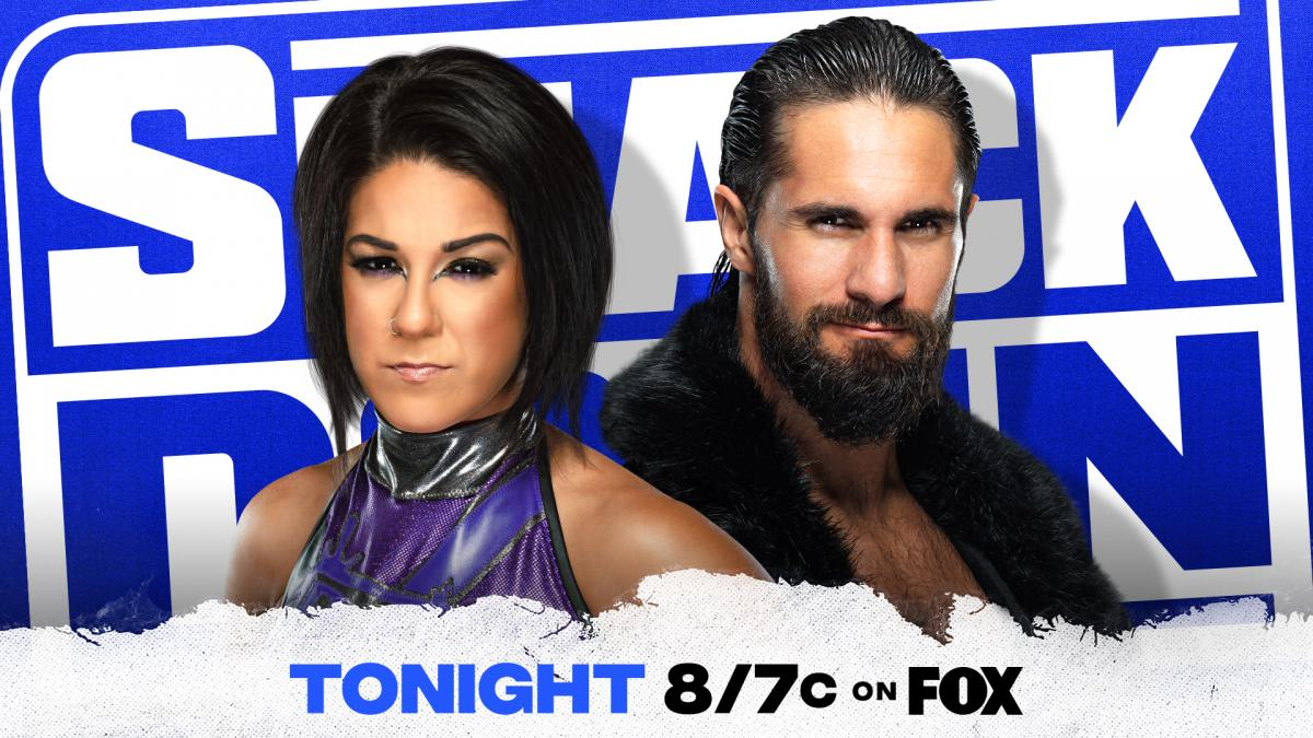 New WWE SmackDown Match And Segment Revealed For Tonight