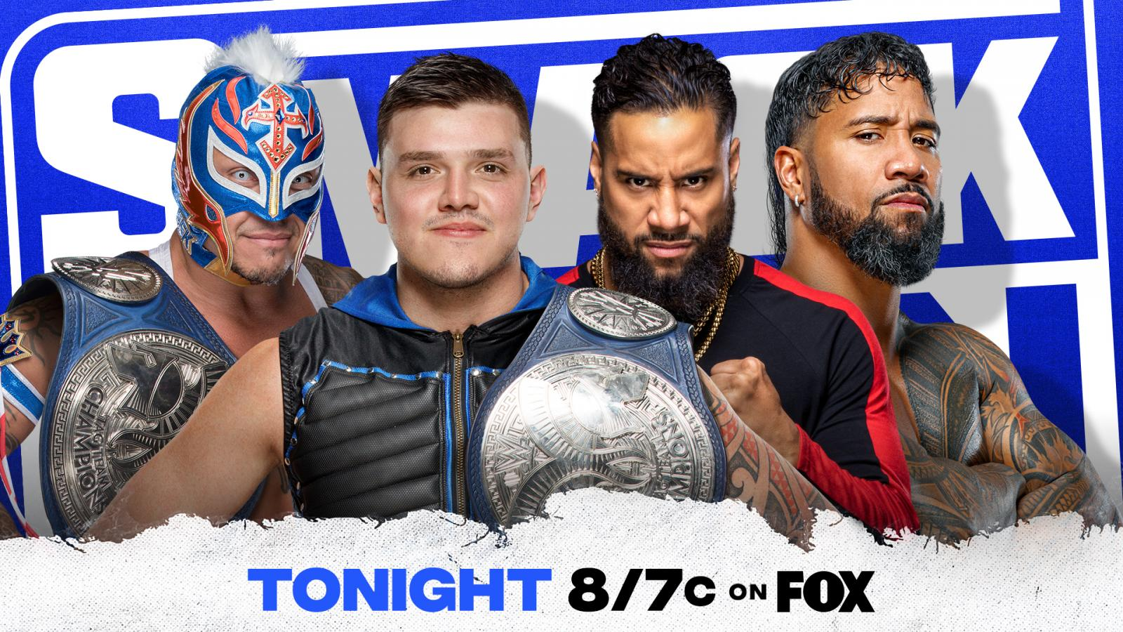 WWE SmackDown Results – Roman Reigns Destroys The Mysterios, Apollo Crews Defends, More