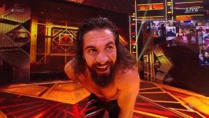 WWE Hell In A Cell: Cesaro Vs. Seth Rollins