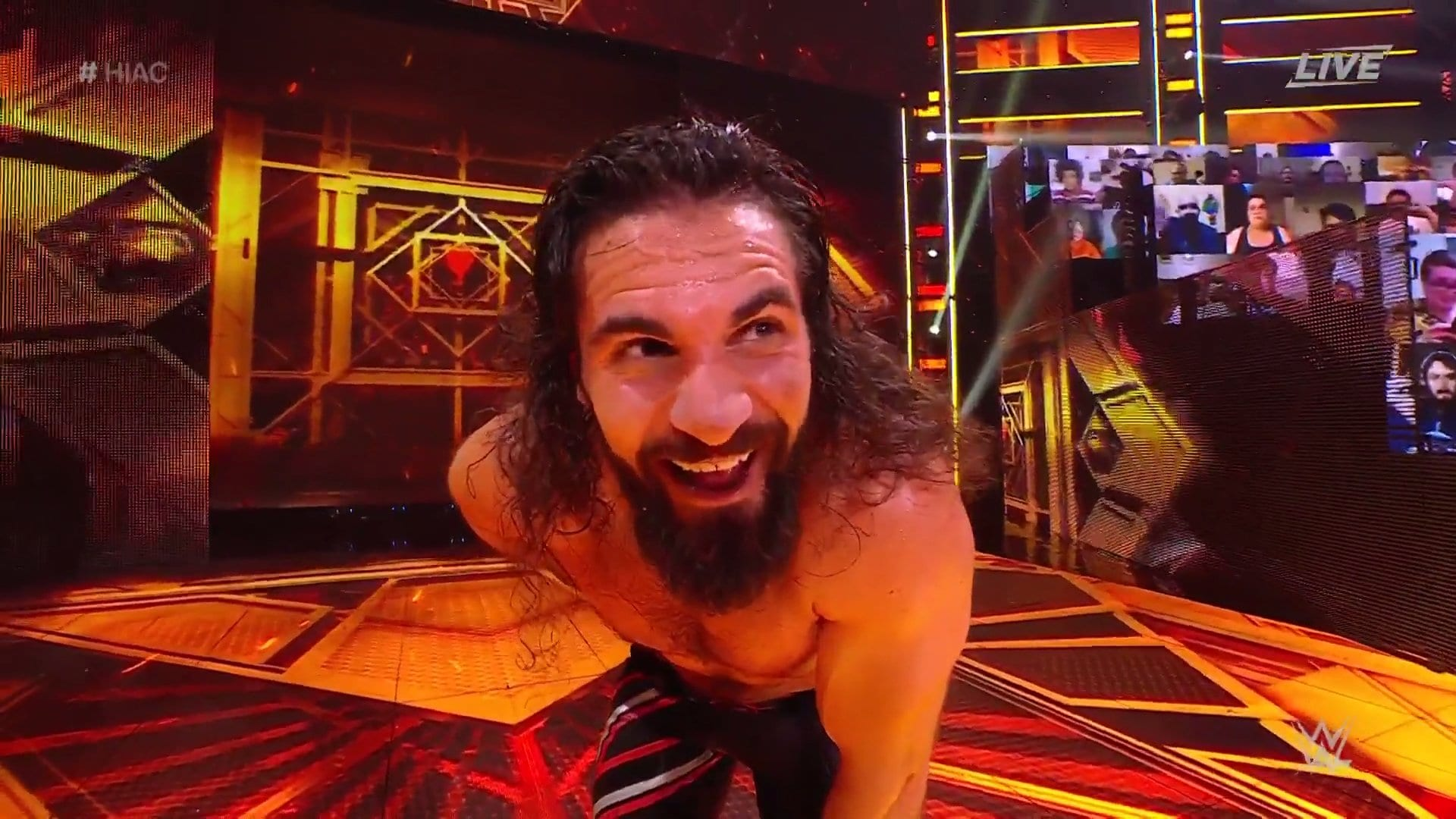 """Seth Rollins Misses Bray Wyatt, But Did Not Draw """"Much Inspiration From Him"""""""
